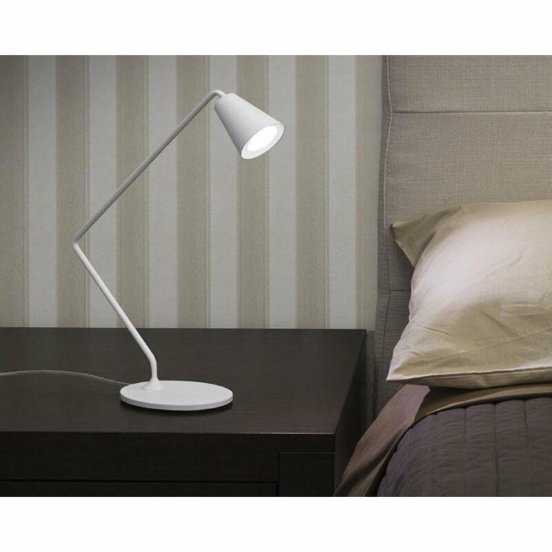 LineaLight CONUS LED MINI 7280 asztali lámpa fekete műanyag