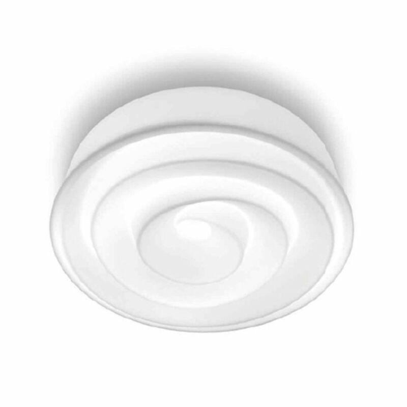 LineaLight ROSE 7658 egyágú függeszték fehér műanyag