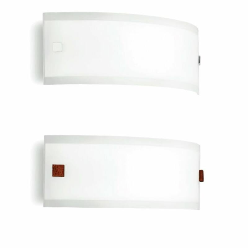 LineaLight MILLE LED 7838 fali lámpa  nikkel   fém