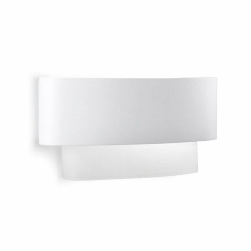 LineaLight MATRIOSKA 90240 fali lámpa  fehér   fém