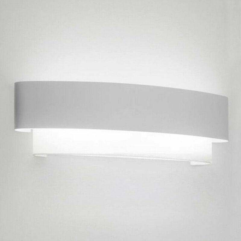 LineaLight MATRIOSKA 90241 fali lámpa  fehér   fém
