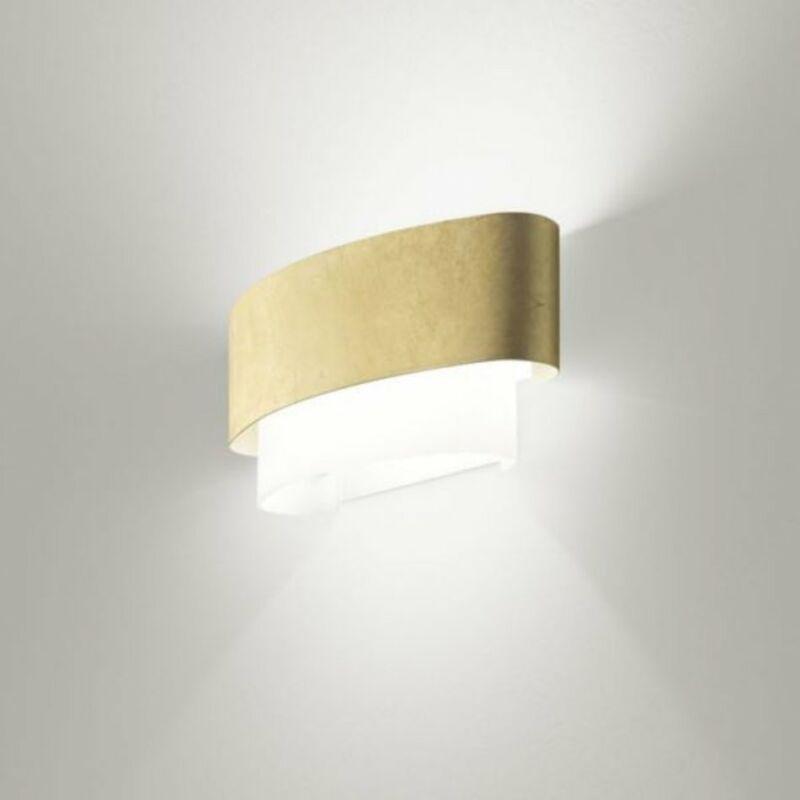 LineaLight MATRIOSKA 90245 fali lámpa  arany   fehér   fém
