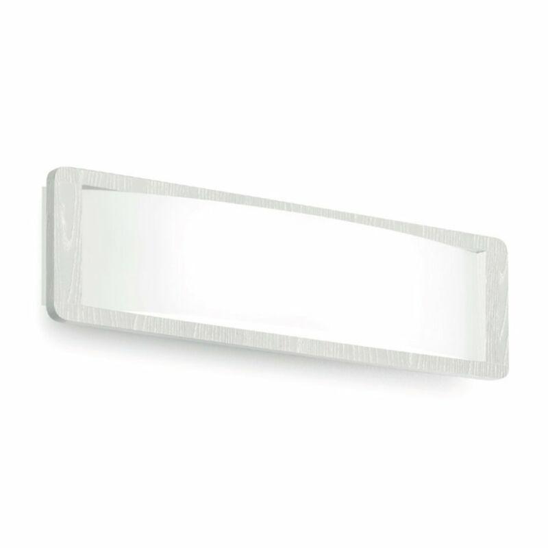LineaLight SOLIDO 90257 fali lámpa  fehér   üveg