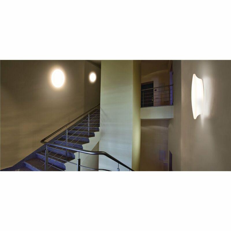 LineaLight MY WHITE 7805 kültéri mennyezeti lámpa átlátszó műanyag