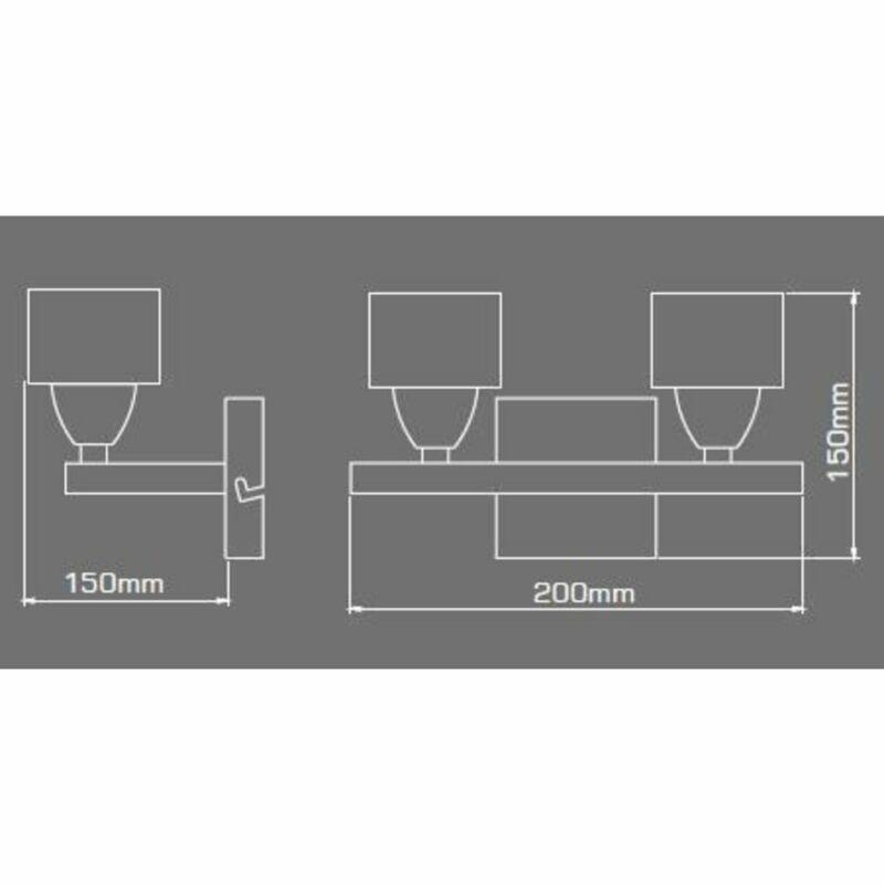 Mantra CUADRAX CHROME OPTICAL GLASS 0963 falikar  króm   fém   üveg
