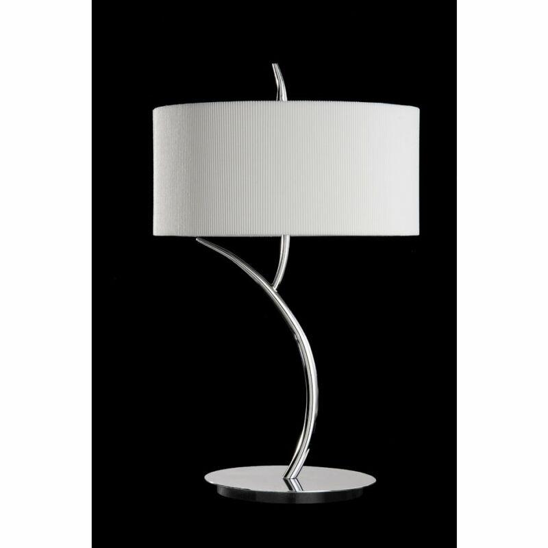 Mantra EVE 1137 asztali lámpa  króm   fém