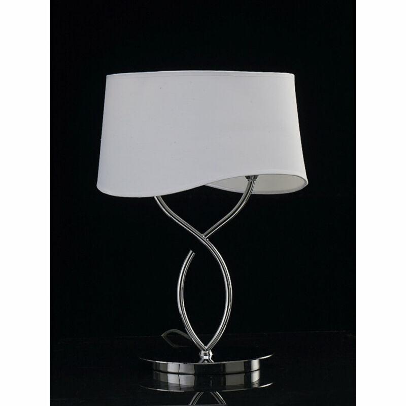 Mantra NINETTE 1906 asztali lámpa  króm   fém