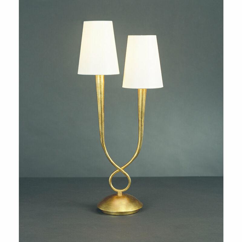 Mantra PAOLA 3546 asztali lámpa  arany   fém