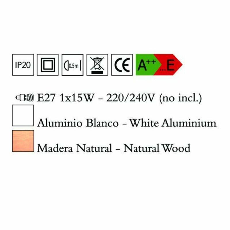 Mantra LOOKER 3615 íróasztal lámpa  fém