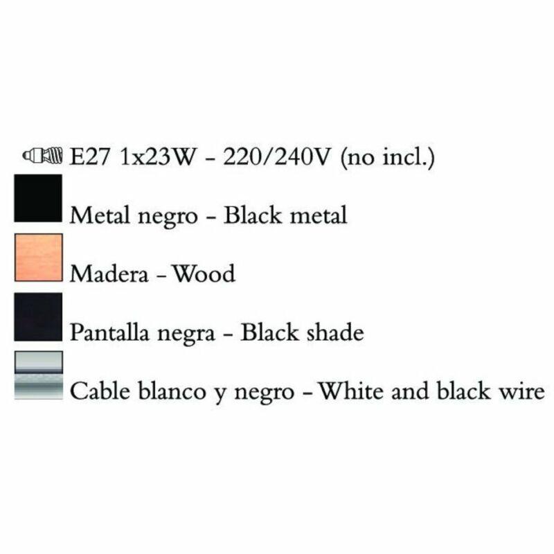 Mantra NORDICA 4921 állólámpa fém