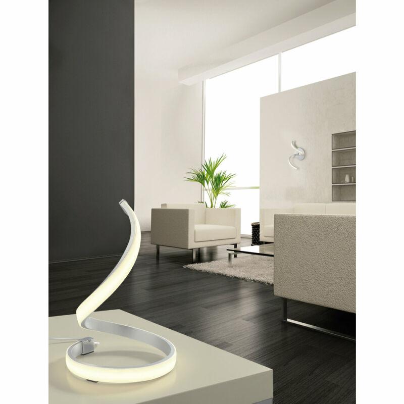 Mantra NUR 4986 ledes asztali lámpa króm fém