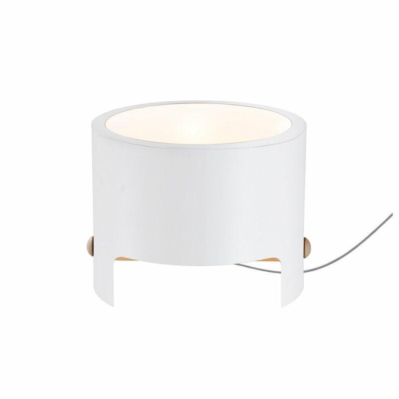 Mantra Cube 5592 asztali lámpa fehér fehér