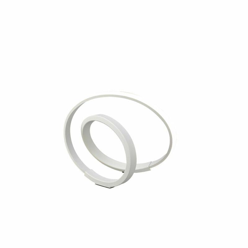 Mantra Infinity Blanco 5994 ledes asztali lámpa  fehér   akril