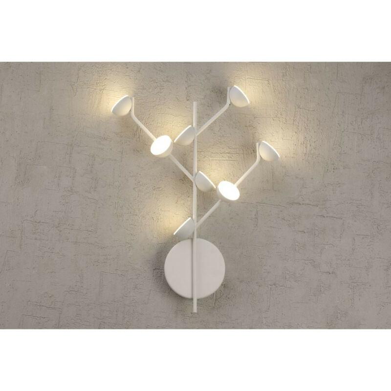 Mantra ADN WHITE 6264 fali lámpa fehér fehér alumínium akril