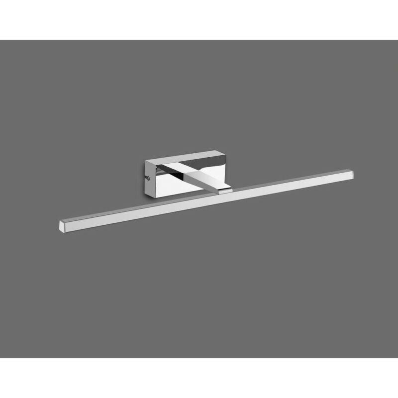 Mantra YAQUE 6360 fali lámpa króm fehér alumínium akril