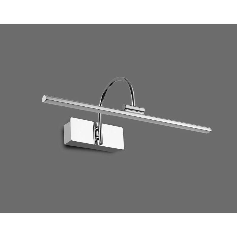 Mantra PARACURU 6381 fali lámpa króm fehér fém akril