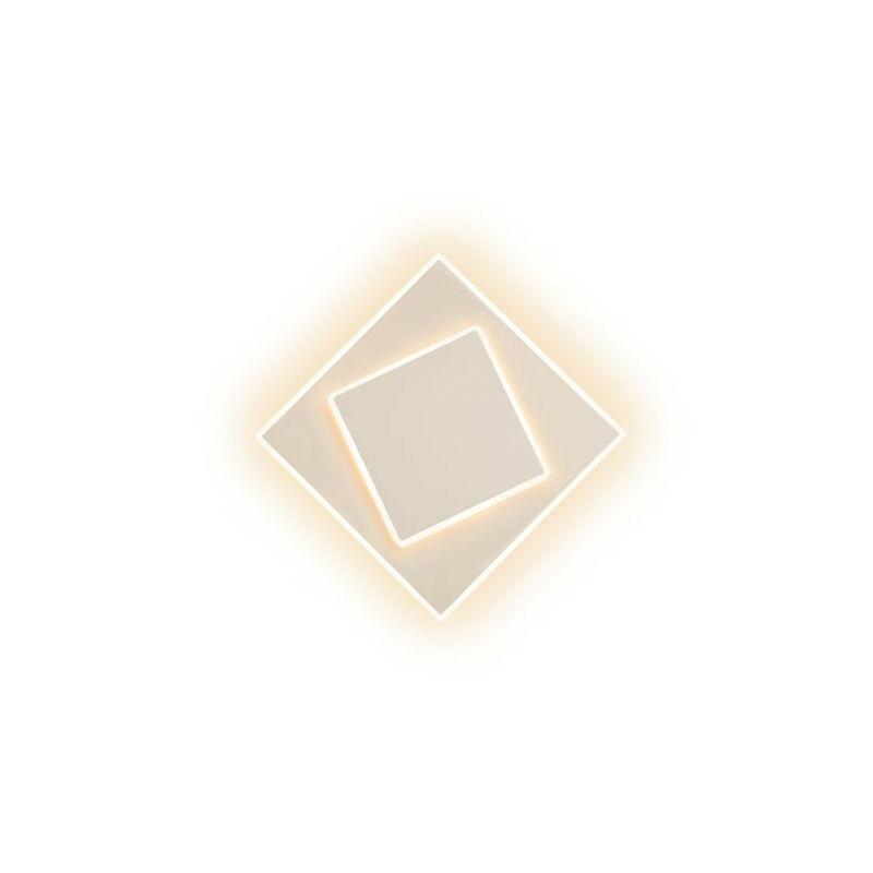 Mantra DAKLA 6425 fali lámpa fehér fehér fém akril
