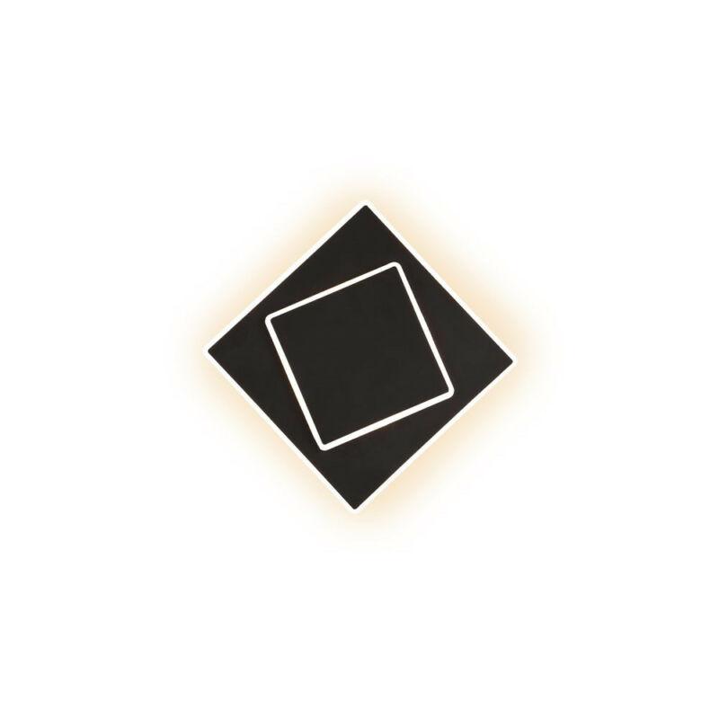 Mantra DAKLA 6427 fali lámpa fekete fém akril