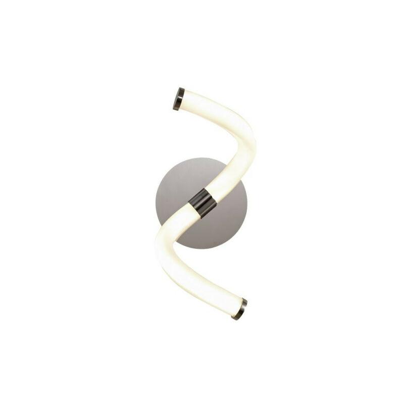Mantra NUR LINE 6603 fali lámpa króm fehér fém akril