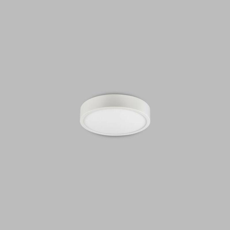 Mantra SAONA SUPERFICIE 6621 süllyesztett lámpa  matt fehér   fehér   alumínium   akril