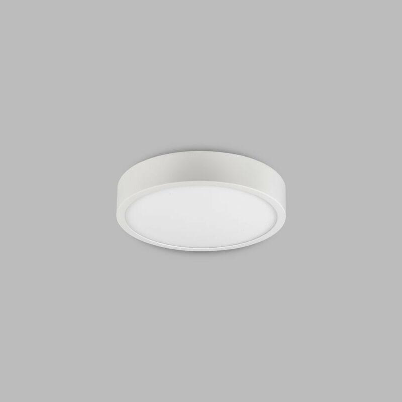 Mantra SAONA SUPERFICIE 6623 süllyesztett lámpa matt fehér fehér alumínium akril