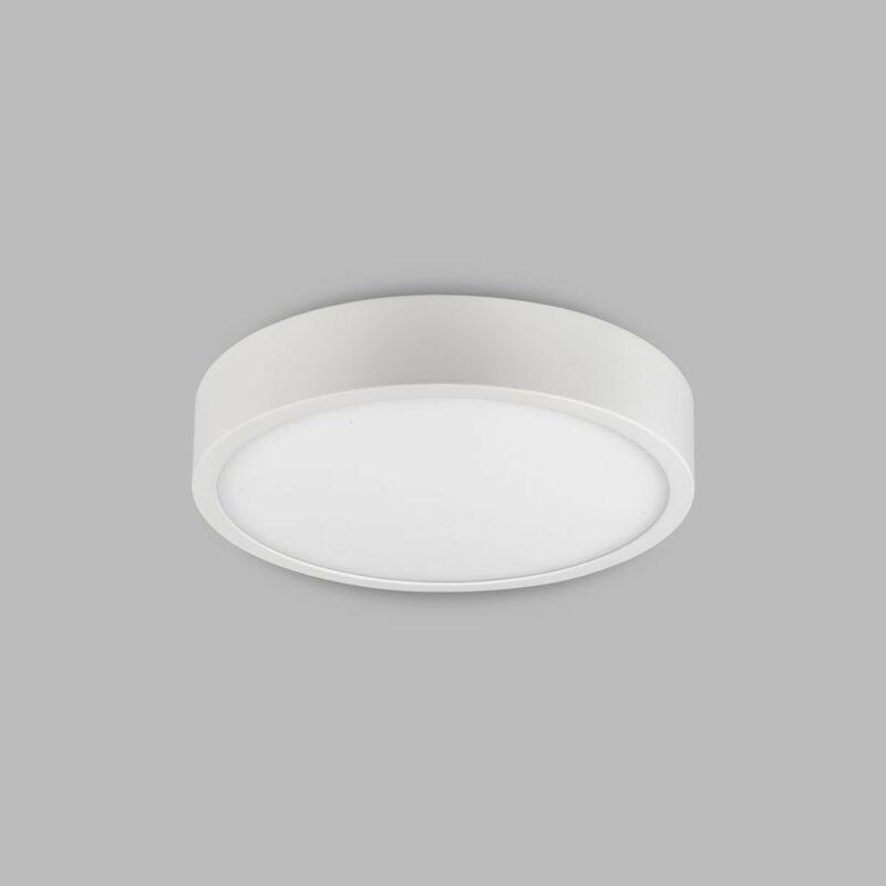 Mantra SAONA SUPERFICIE 6625 süllyesztett lámpa matt fehér fehér alumínium akril