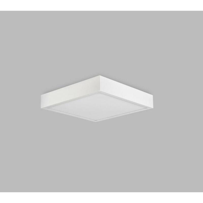 Mantra SAONA SUPERFICIE 6629 süllyesztett lámpa  matt fehér   fehér   alumínium   akril