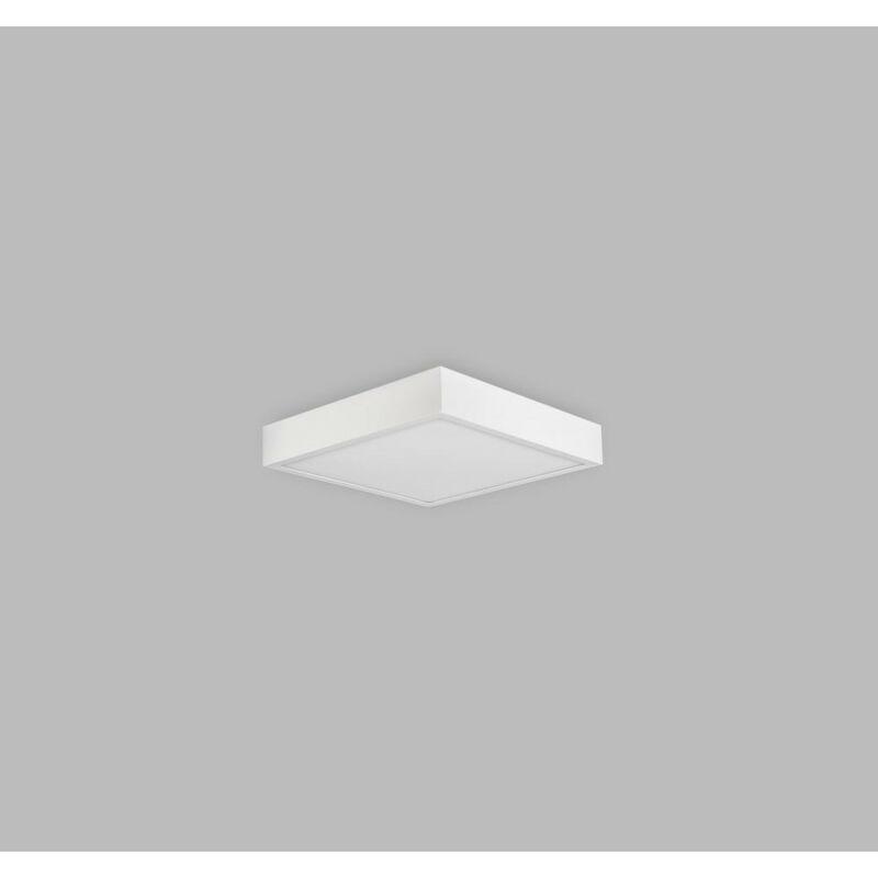 Mantra SAONA SUPERFICIE 6630 süllyesztett lámpa matt fehér fehér alumínium akril