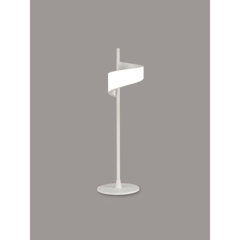 Mantra TSUNAMI 6655 asztali lámpa fehér fehér akril