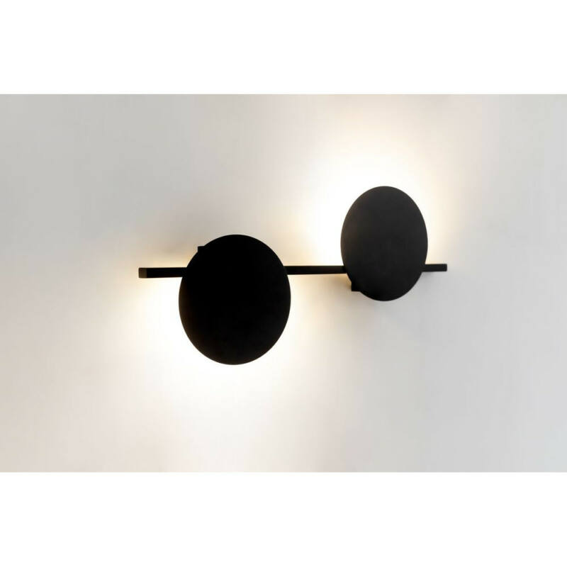 Mantra ERIS 7299 fali lámpa fekete alumínium
