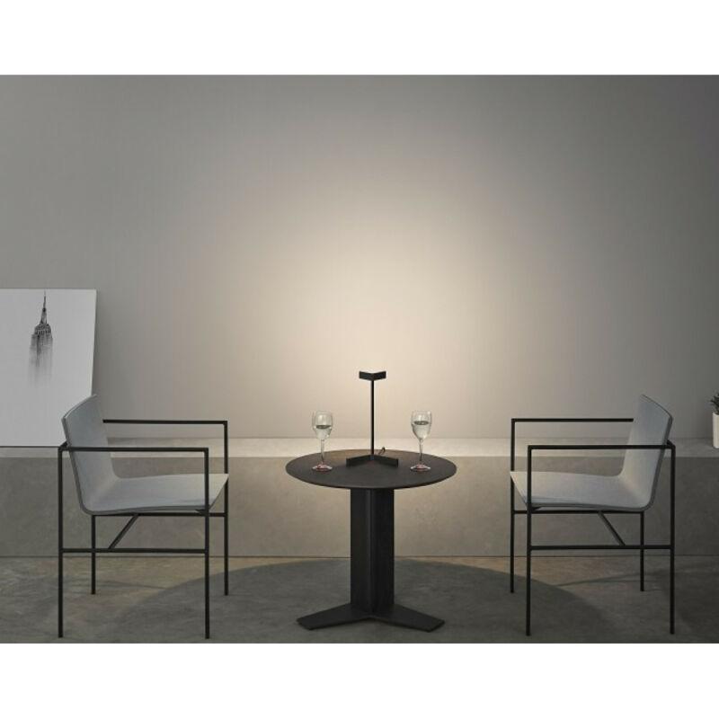 Mantra VECTOR 7330 ledes asztali lámpa fehér fém
