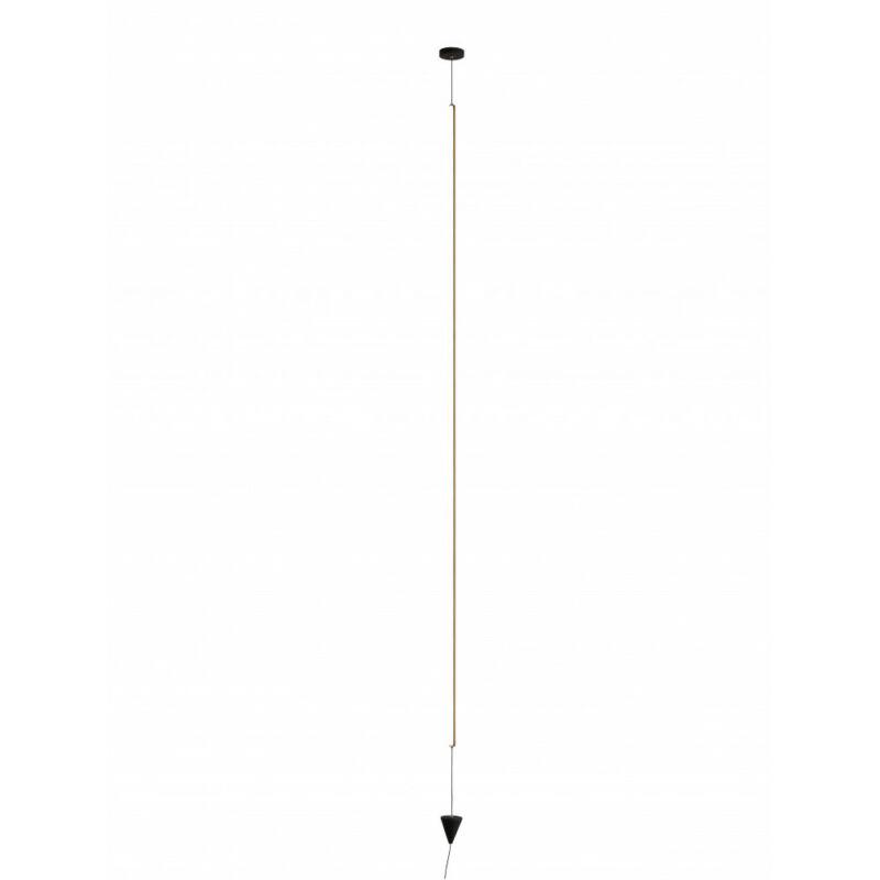 Mantra VERTICAL 7352 állólámpa fényerőszabályzós fekete fém