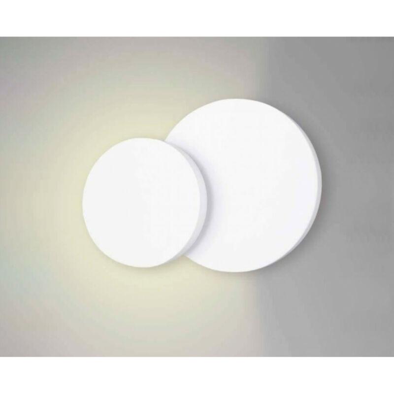 Mantra TAHITI C0142 fali lámpa matt fehér alumínium