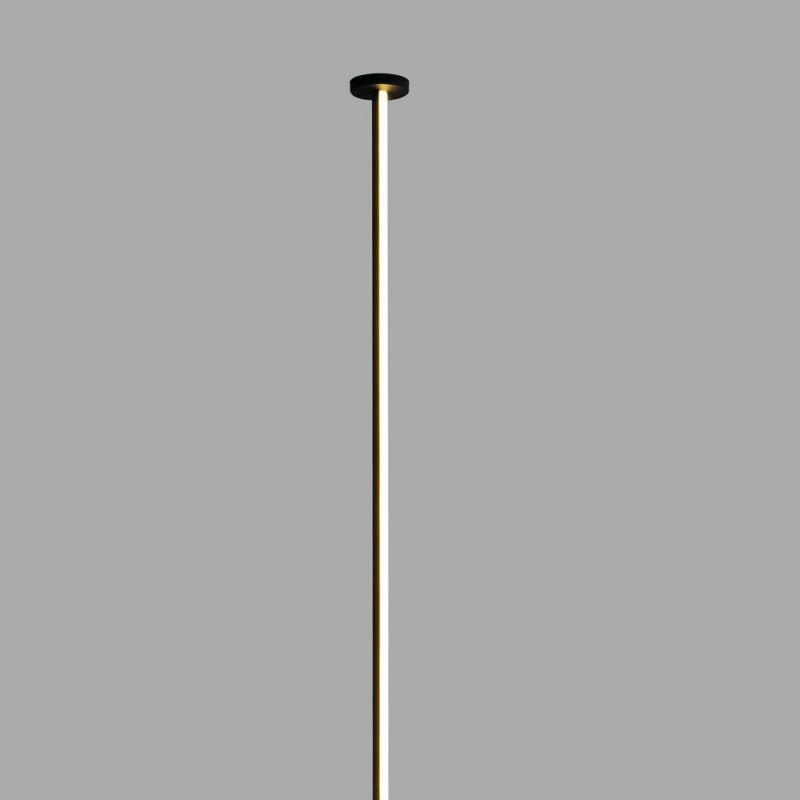 Mantra Vertical 7350 állólámpa  fekete
