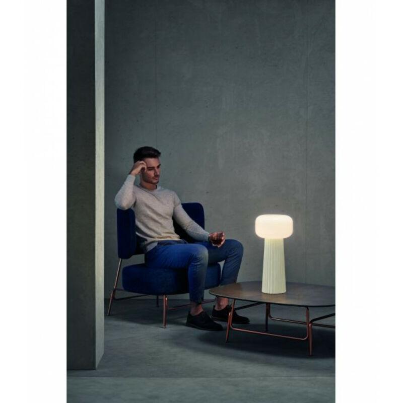 Mantra FARO 7249 ledes asztali lámpa fekete fém