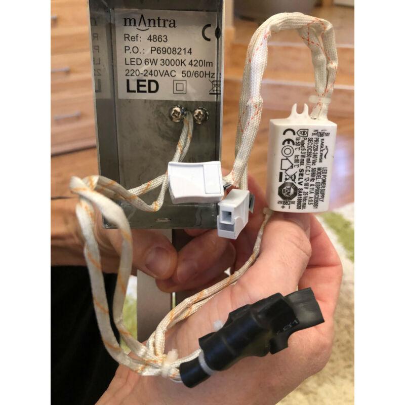 Mantra COMFORT GU10 C0162 spot lámpa keret
