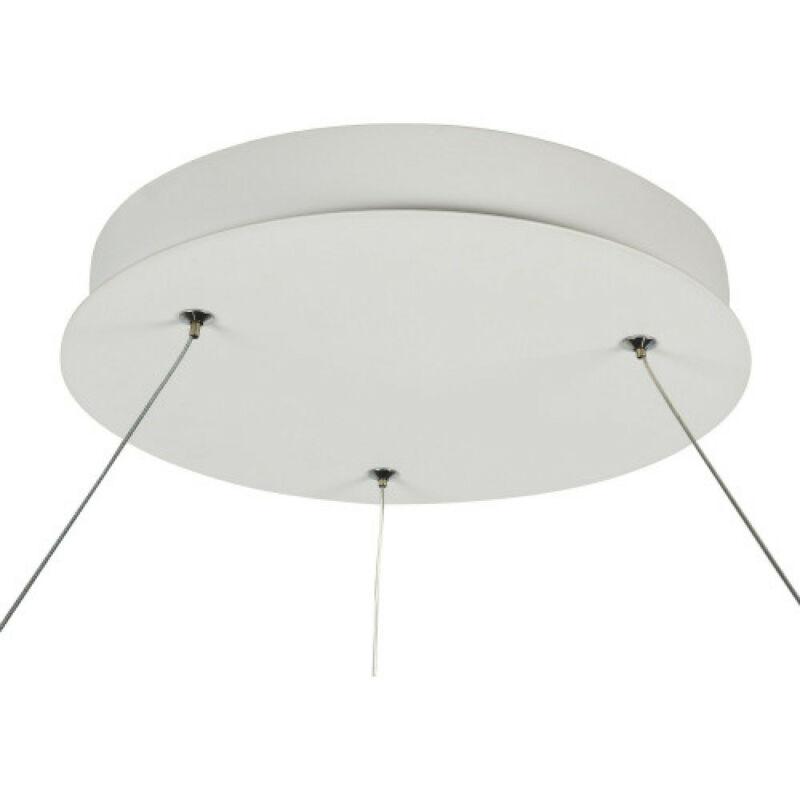 Maytoni Nola MOD877PL-L60W modern csillár  fehér   fém