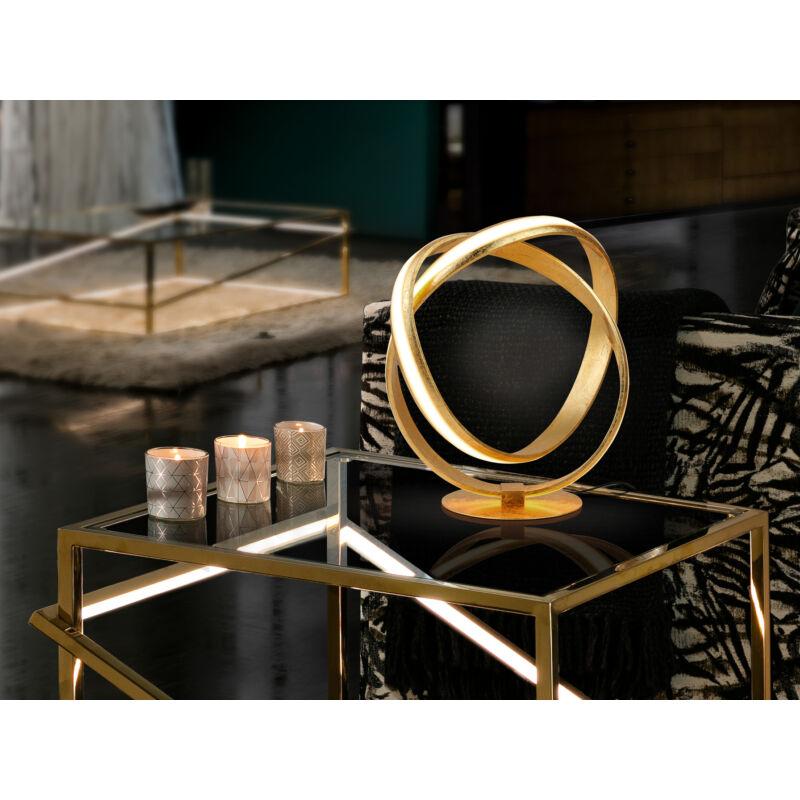 Schuller LAZAS 486637 ledes asztali lámpa  arany