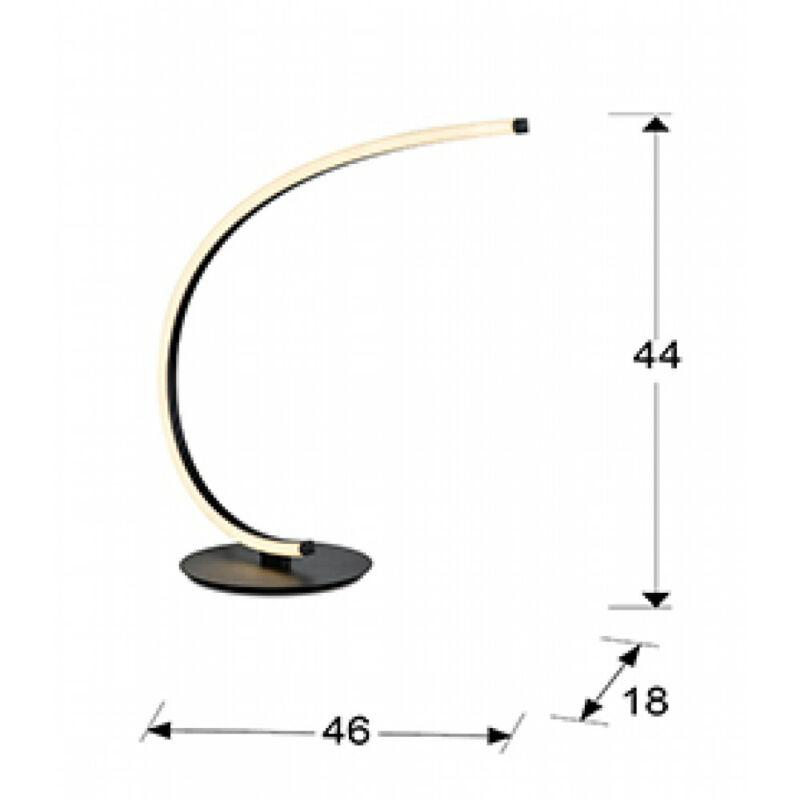 Schuller 524360 éjjeli asztali lámpa