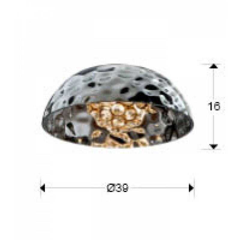 Schuller 563958 mennyezeti lámpa