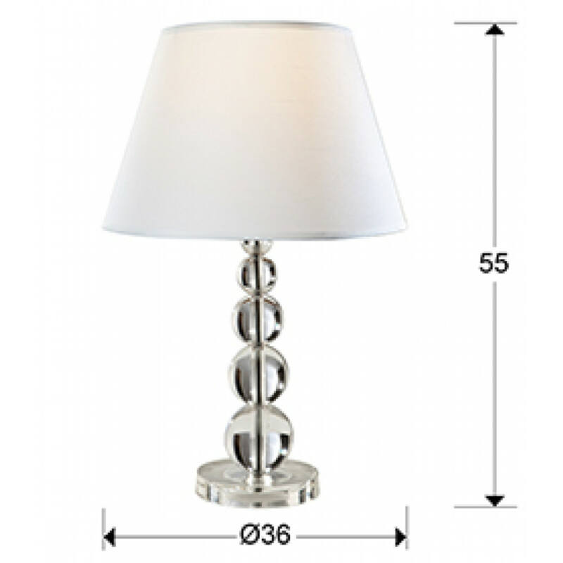 Schuller 662199 asztali lámpa