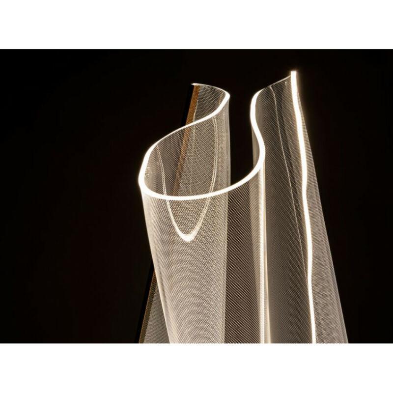 Schuller Velos 608312 állólámpa  rózsaarany   fém   akril