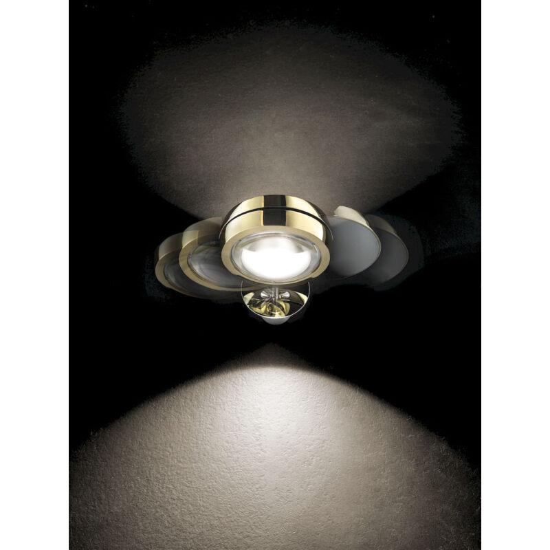 Studio Italia Design Nautilus design fali lámpa