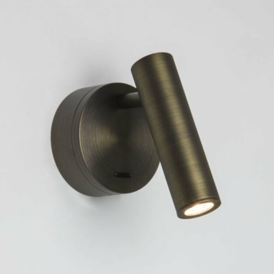 Astro Enna Surface 1058012 Fali olvasólámpa bronz fém