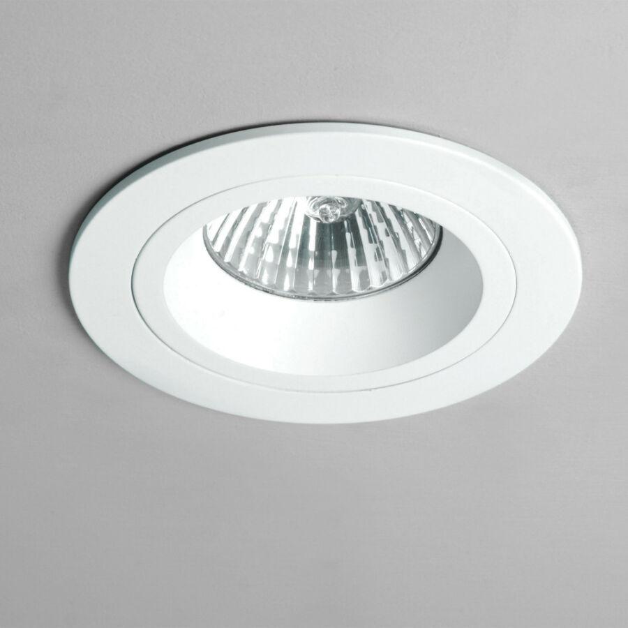 Astro Taro 1240024 Álmennyezetbe építhető lámpa fehér fém