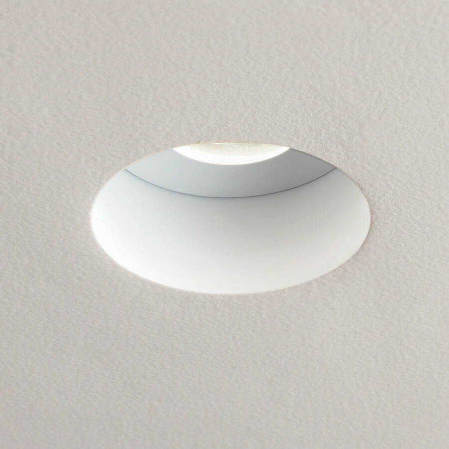 Astro Trimless 1248001 Álmennyezetbe építhető lámpa fehér fém