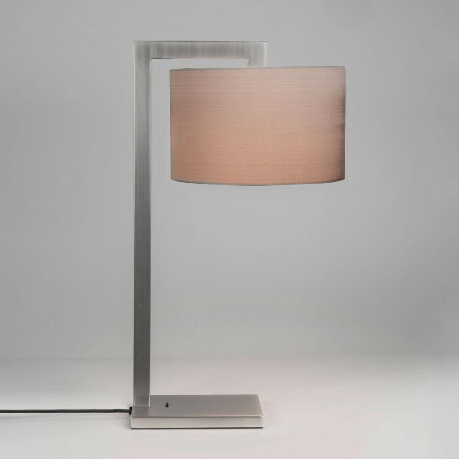 Astro 1222008 Éjjeli asztali lámpa Ravello nikkel fém
