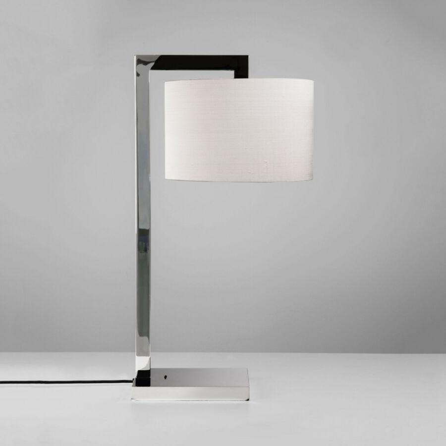 Astro 1222007 Éjjeli asztali lámpa Ravello króm fém