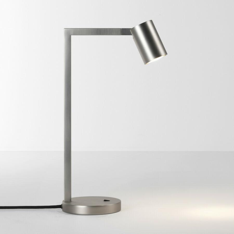 Astro 1286017 Íróasztal lámpa Ascoli nikkel fém