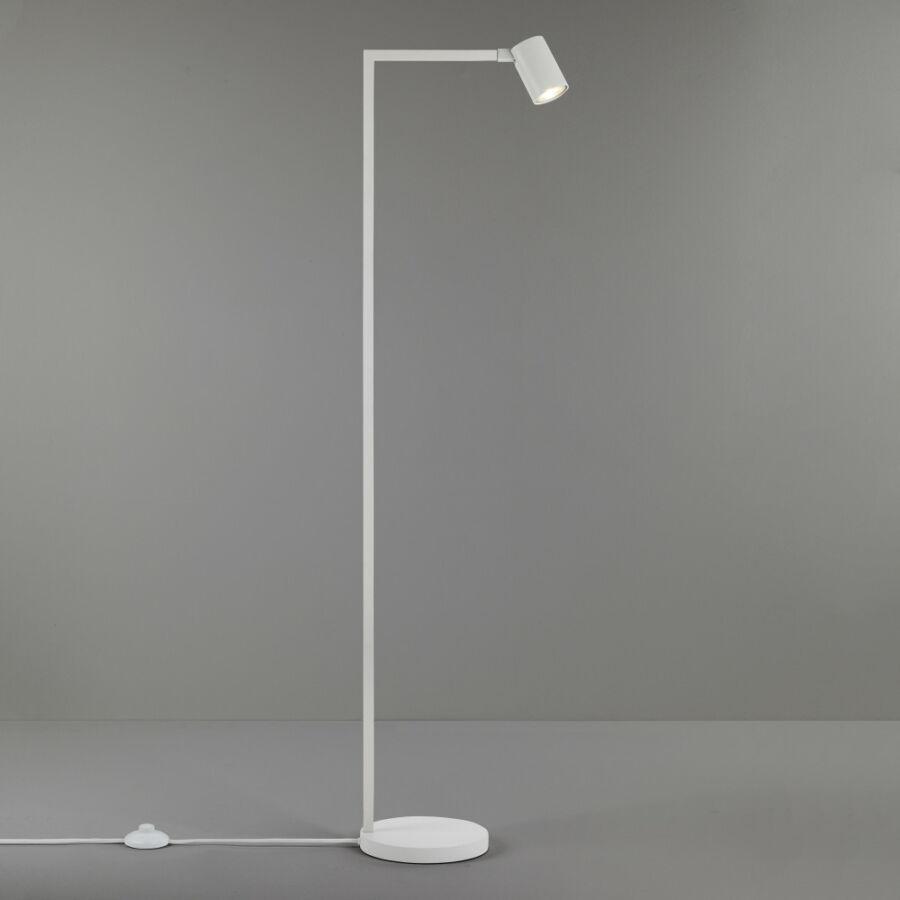 Astro Ascoli 1286018 Állólámpa olvasókarral fehér 1 x 6W Max LED GU10 122,5 x 20 x 28,5 cm